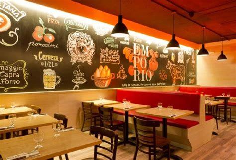 decoracion de restaurantes de pizzas buscar  google