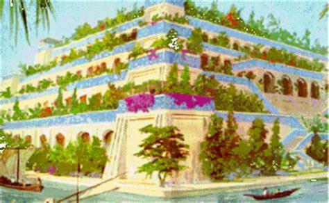 giardini pensili di babilonia foto i giardini pensili di babilonia