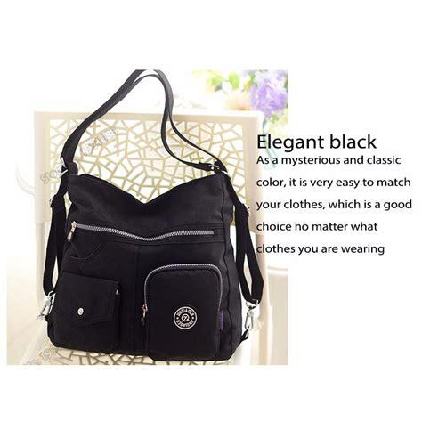 Tas Tote Bag Wanita Black by Tas Ransel Tote Bag Wanita Black Jakartanotebook