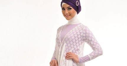 Gamia Wanita pusat busana muslim til cantik dengan baju muslim
