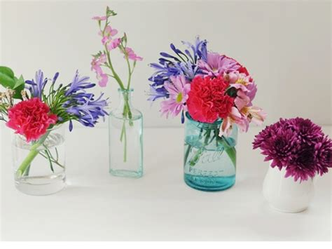 Vase Store Diy Easy Grocery Store Bouquet Ideas