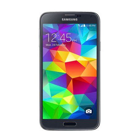 samsung galaxy s5 mobile t mobile samsung galaxy s5 prepaid cell phone walmart