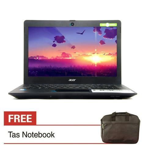 Laptop Acer One Z1402 I3 Win 10 acer one z1402 31zj hdd 1tb ram 4gb intel i3