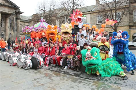 new year in lancaster uk lancaster new year carnival 2015 华贤社 hua xian