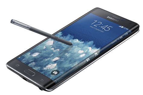 Samsung S6 Note dual edge display variant of the samsung galaxy s6 said to be in the works