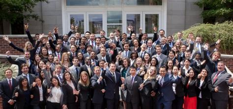 Maryland Smith Mba Review by Returning Mbas Guide New Students Robert H Smith School