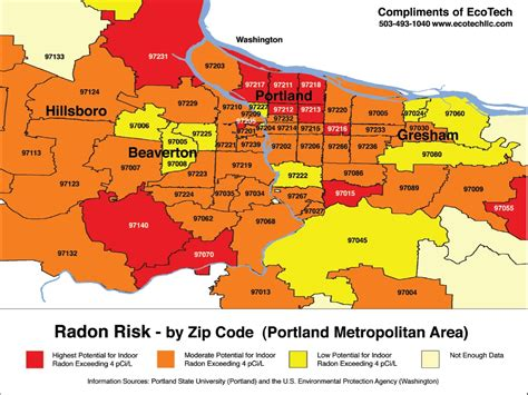 map of portland oregon zip codes portland metro zip code map