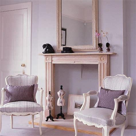 lilac room style bedroom fireplace lilac bedroom housetohome co uk