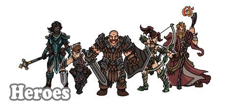 printable heroes bugbear heroes by printableheroes on deviantart