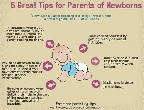 Great And Simple Tips For | 6 great tips for parents of newborns easy circumcision