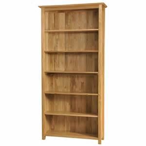 6 Shelf Bookcase Valley Oak Poseidon Milan 6 Shelf Bookcase Next Day