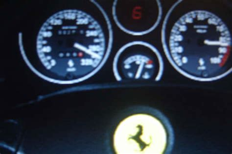 ferrari speedometer top speed the gallery for gt ferrari speedometer top speed