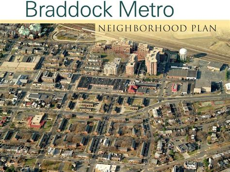 Alexandria Virginia Detox by Braddock Metro Neighborhood Plan Planning Zoning