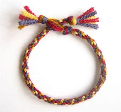 making gimp bracelets make a friendship bracelet the easy way