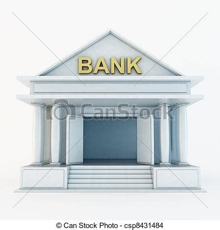 banco de imagenes vectoriales libres dibujos de 3d banco icono banco 3d icono aislado