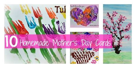 make mothers day card 10 s day card ideas littles