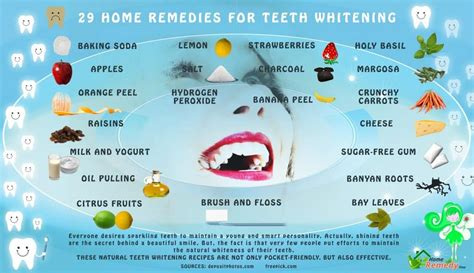 7 Reasons To Get Your Teeth Whitening Procedure Done By A Pro by 29 Home Remedies For Teeth Whitening Home Remedies