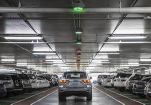 Cibse Lighting Guide Car Park System Guides Drivers To Open Parking Spaces In