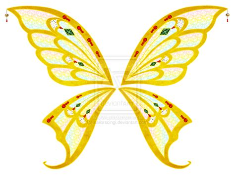 winx club stella enchantix wings