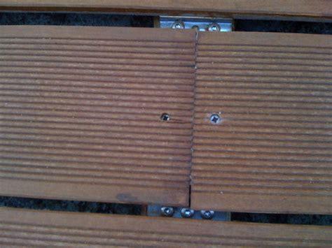 terrassen t clip lames de terrasse pour invisibles