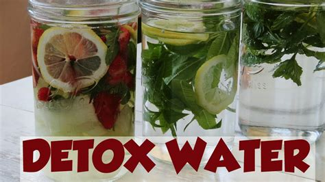 Detox Water While Working Out by Detox Water 4 Recettes D Eau Aromatis 233 E Citron Menthe