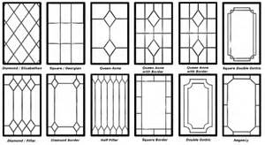 Coloured Kitchen Cabinet Doors decorative leaded glazing designs home