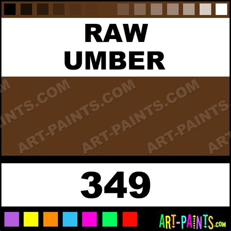 what color is umber umber classic paints 349 umber paint