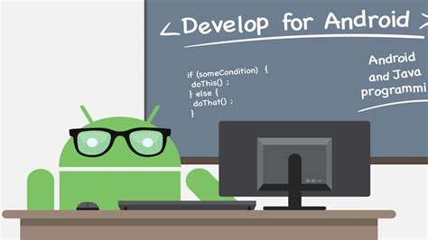 Android Developer Dublin want to be an android developer will teach you how