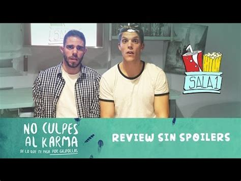 libro no culpes al karma no culpes al karma cr 237 tica review sin spoilers sala1 youtube
