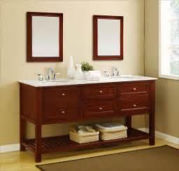 Double bathroom vanities traditional bathroom vanities and sink