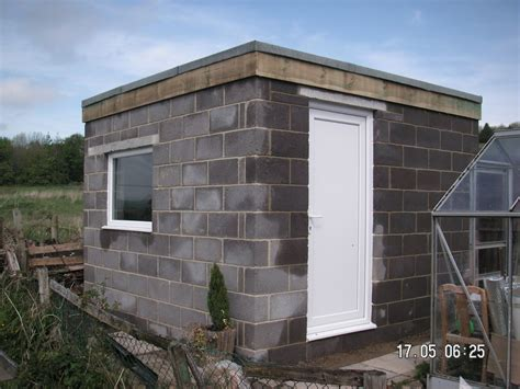build  cinder block shed shed plans