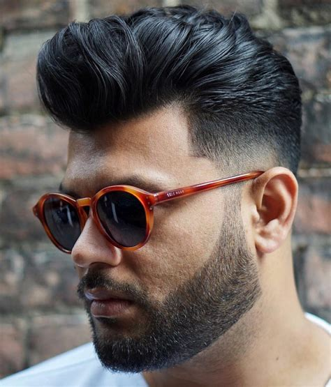 hairstyles for pompadour hairstyles for men gurilla