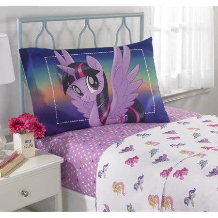 pony twinkle adventure kids bedding sheet set
