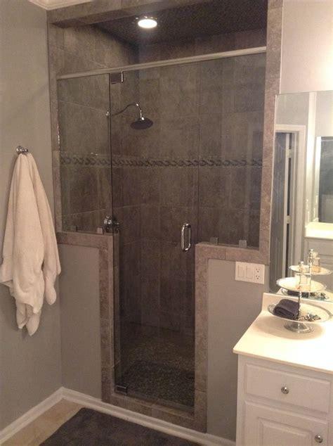 Redoing Bathroom Shower Shower Tile Redo Bathroom Remodel