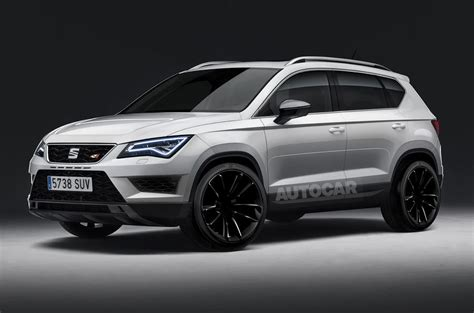 seat ateca fr review 2018 2019 new car release date