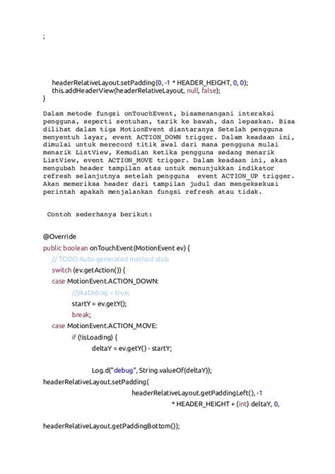 fungsi layout inflater tutorial cara membuat aplikasi rss android creatorb