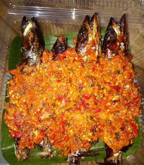 Wajan Prima Cook pecak panggang salem
