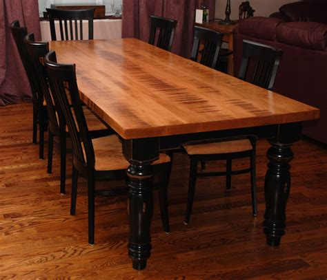Country Style Dining Room Sets Craftsmanfarmtable S Blog