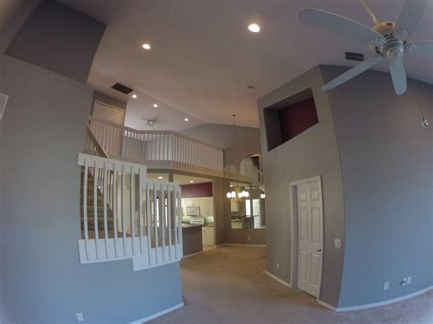 interior painting 8 colors and 1 townhouse in melbourne florida
