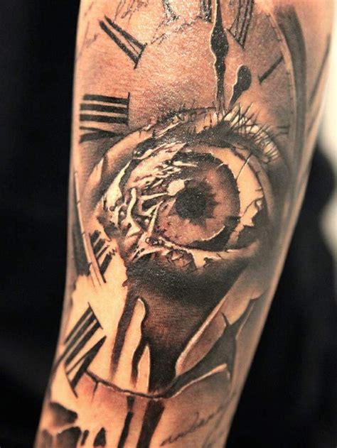 tattoo eye sleeve 29 best tat inspiration images on pinterest arm tattoos