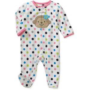 child of mine by carters newborn dot monkey sleep n