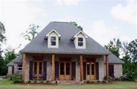 Love This Acadian Style Home Home Ideas Pinterest Cajun Style House Plans