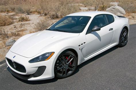 maserati coupe 2012 2012 maserati granturismo mc a car review