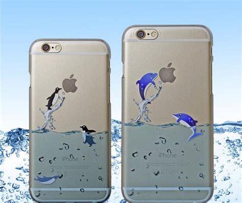 Casing Iphone 6 Plus6s Plus for iphone 6 6 plus 4s 5s animals dolphins sea lions