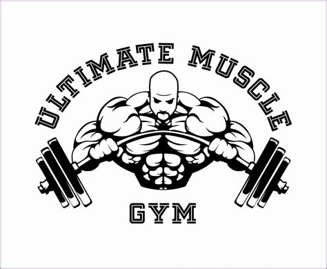 Fitness World Logo 8 8 bodybuilding logos work out picture media work