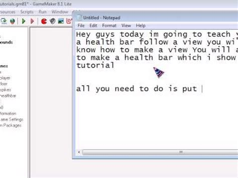 construct 2 health bar tutorial game maker tutorial 5 how to make a view follow the