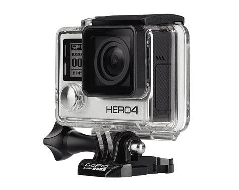 Gopro 4 Silver Edition gopro 4 silver le test complet sport