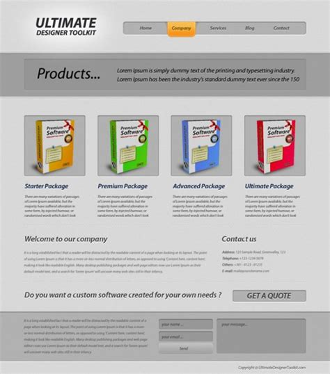 web design software tutorial 30 beautiful and detailed web layout tutorials