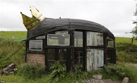 Shed Of The Year 2013 100 year upturned boat crowned shed of the year