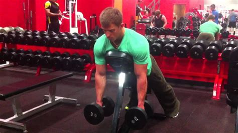 bench shrugs incline dumbbell shrugs images